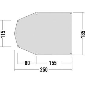 Tatonka Zeltunterlage 250x185cm
